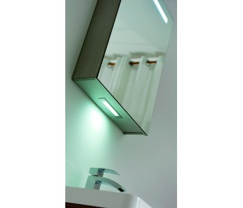 LED Shaving Cabinet 600 mm