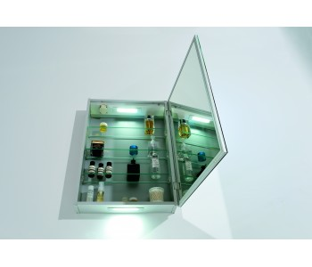 LED Shaving Cabinet 500mm