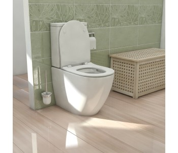 ALEXANDER RIMLESS Toilet Suite BB0152