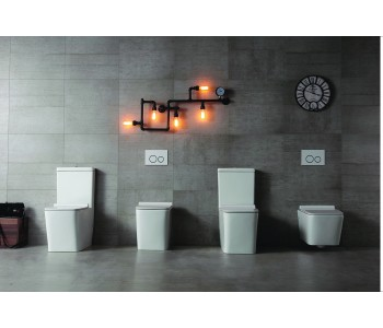 ARDENTE-R SERIES Back To Wall BB8360CHR