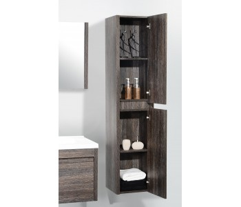 ALEXANDRA 760 MM WALL HUNG Silver Oak