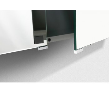 LED Shaving Cabinet 900mm