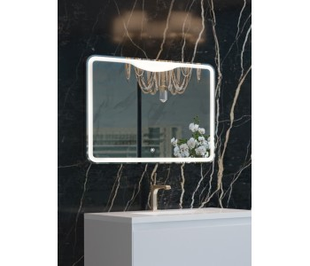 Bath Mirror LED 900x25x600